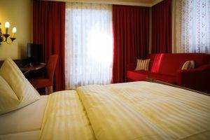dvojlôžková izba Hotel Haas