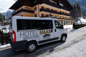 exteriér Hotel Haas