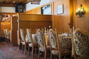 reštaurácia Hotel Haas