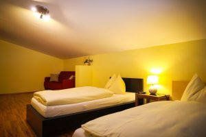 rodinná izba Hotel Haas